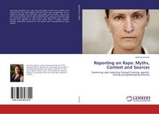 Portada del libro de Reporting on Rape: Myths, Context and Sources