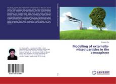 Bookcover of Modelling of externally-mixed particles in the atmosphere