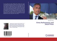 Copertina di Firms Performance and Stock Prices