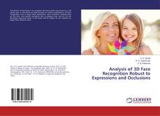 Portada del libro de Analysis of 3D Face Recognition Robust to Expressions and Occlusions