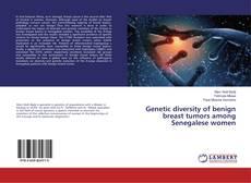 Buchcover von Genetic diversity of benign breast tumors among Senegalese women
