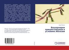 Bookcover of Бешорнерия прицветниковая в условиях Абхазии