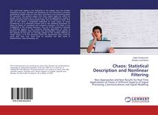 Bookcover of Chaos: Statistical Description and Nonlinear Filtering