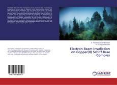 Electron Beam Irradiation on Copper(II) Schiff Base Complex的封面
