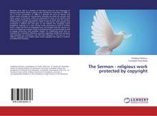 Borítókép a  The Sermon - religious work protected by copyright - hoz