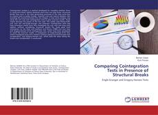 Bookcover of Comparing Cointegration Tests in Presence of Structural Breaks