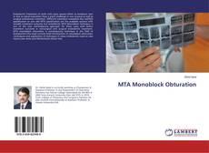 Capa do livro de MTA Monoblock Obturation