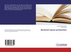 Обложка Bacterial Lipase production