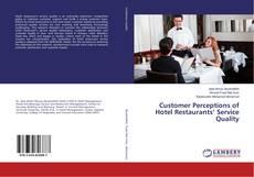 Capa do livro de Customer Perceptions of Hotel Restaurants' Service Quality