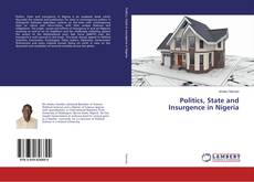Buchcover von Politics, State and Insurgence in Nigeria