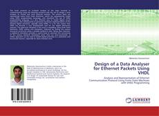 Capa do livro de Design of a Data Analyser for Ethernet Packets Using VHDL