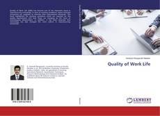 Portada del libro de Quality of Work Life