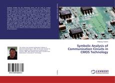 Couverture de Symbolic Analysis of Communication Circuits in CMOS Technology