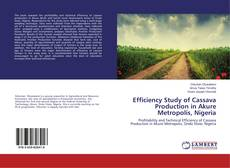 Efficiency Study of Cassava Production in Akure Metropolis, Nigeria的封面