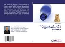 Portada del libro de A Monograph About The Biggest Bottlenecks in Economics