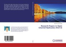 Research Papers in Open Channel Hydraulics (Part 4)的封面