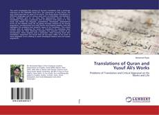 Buchcover von Translations of Quran and Yusuf Ali's Works