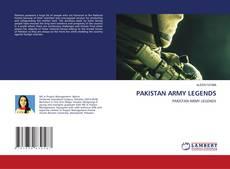 Buchcover von PAKISTAN ARMY LEGENDS