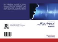 Copertina di Efficient Design of Integrators of Various Degrees