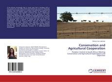 Bookcover of Conservation and Agricultural Cooperation