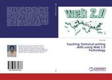 Bookcover of Teaching Technical writing skills using Web 2.0 Technology