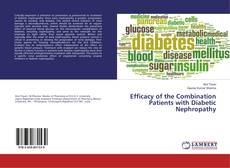 Buchcover von Efficacy of the Combination Patients with Diabetic Nephropathy