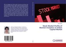 Bookcover of Stock Market Profile of Women Investors in Indian Capital Market
