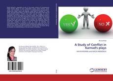 Capa do livro de A Study of Conflict in Karnad's plays