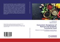 Capa do livro de Consumers' Acceptance of Natural and Synthetic Functional Food