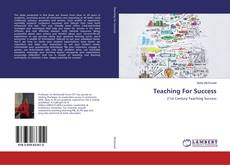 Bookcover of Teaching For Success