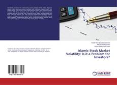Bookcover of Islamic Stock Market Volatility: Is it a Problem for Investors?
