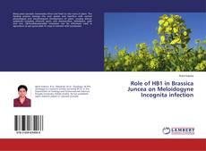 Copertina di Role of HB1 in Brassica Juncea on Meloidogyne Incognita infection