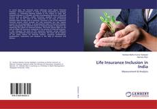 Bookcover of Life Insurance Inclusion in India