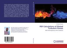 Couverture de PDF Calculations of Piloted Turbulent Flames