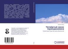 Четвёртый закон термодинамики kitap kapağı