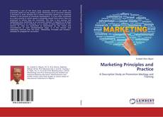 Bookcover of Marketing Principles and Practice