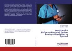 Buchcover von Vranashopha (Inflammation) and Various Treatment Modalities In Ayurved