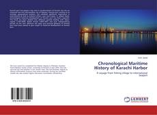 Bookcover of Chronological Maritime History of Karachi Harbor