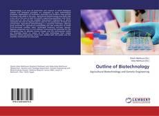 Capa do livro de Outline of Biotechnology