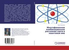 Bookcover of Многофононное комбинационное рассеяние света в квантовой яме