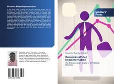 Bookcover of Business Model Implementation
