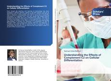 Understanding the Effects of Complement C2 on Cellular Differentiation的封面