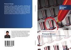 Capa do livro de Pressure Groups
