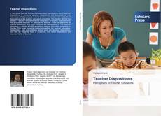 Copertina di Teacher Dispositions