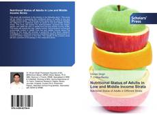 Couverture de Nutritional Status of Adults in Low and Middle Income Strata