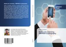 Capa do livro de NodeLock Licensing - RMPRSA Cryptography