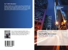 Bookcover of Car Traffic Simulation