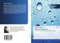 Bookcover of Silicone Thiomers