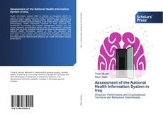Bookcover of Assessment of the National Health Information System in Iraq