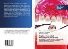 Bookcover of Implant Supported Overdenture: an Update